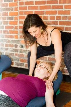 prenatal yoga teacher training carrboro